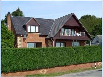 EasyRoommate UK - Room to rent in Executive waterfront house - North Kessock, Inverness - £400 pcm