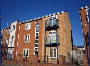 3bed flat close to Manchester City Centre and University