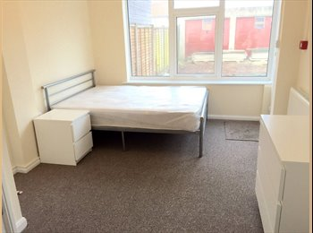Ensuite rooms - £110 per week - NEWLY REFURBISHED