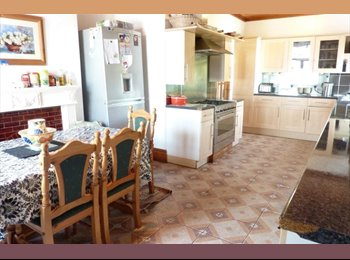 Large double room £550 all incl.