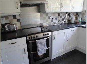 EasyRoommate UK - x1 Double En-suite Room Available Close to Town Centre - Loughborough, Loughborough - £400 pcm