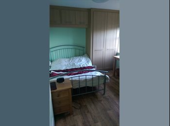 EasyRoommate UK - Double ground floor room with ensuite wet room - Patcham, Brighton and Hove - £600 pcm