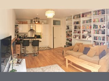 EasyRoommate UK - Dbl  room in bright, spacious flat - Streatham, London - £500 pcm