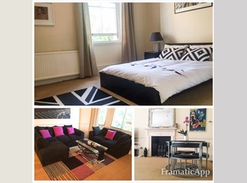 EasyRoommate UK - Lovely Spacious Double Room in Chelsea, West Brompton - £1,300 pcm