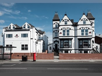 EasyRoommate UK - Luxury student apartments and double ensuite rooms - Bluebell Corner, Middlesbrough - £500 pcm
