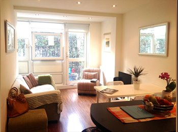 Bright charming 2 bed flat in Notting Hill