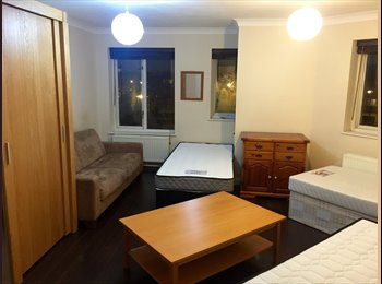 EasyRoommate UK - Bed in twin bedroom for males in Finsbury Park, London - £450 pcm