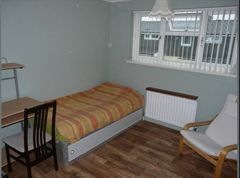 Double room in Lordshill, Jersey Close - 350 pcm