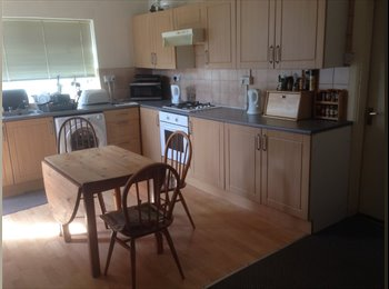 EasyRoommate UK - Studio room in large friendly house share I mile from the city, Chester - £335 pcm