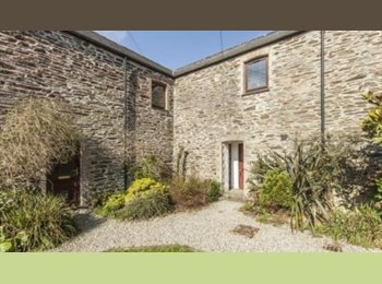 EasyRoommate UK - Charming Cottage with views over woodland. - Truro, Truro - £400 pcm
