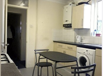 Relocation rooms -  Budget twin room-share.
