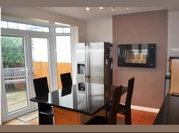 EasyRoommate UK - 1 double room - Female Professionals Only - Hayes, London - £575 pcm