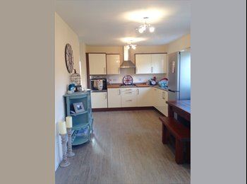 EasyRoommate UK - Double in modern 4 bed home available now! - Birchgrove, Swansea - £360 pcm