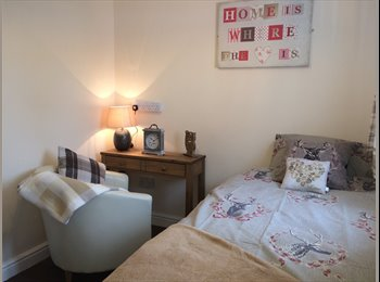 EasyRoommate UK - Beautiful Location - Historic Village - Tutbury, Burton-on-Trent - £498 pcm