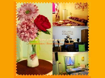 DAILY-WEEKLY-MONTHLY RENT! DOUBLE & TWIN ROOMS!