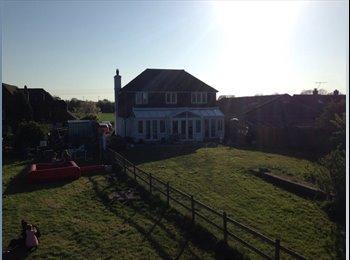 EasyRoommate UK - Double room to rent in Ashford - Ashford, Ashford - £350 pcm