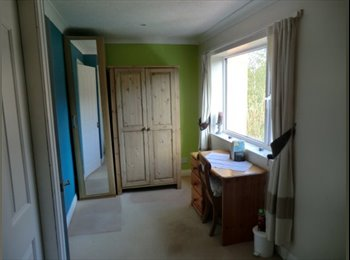 EasyRoommate UK - Ensuite bedroom with lounge in semi rural location - Dronfield, Chesterfield - £490 pcm