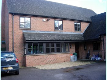 EasyRoommate UK - King Size  En-suite bedroom in detached house - Ufton, Leamington Spa - £550 pcm