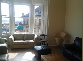 EasyRoommate UK - Double Room available in West End! - Hillhead, Glasgow - £350 pcm