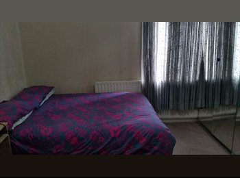 Double room in a quiet family home.