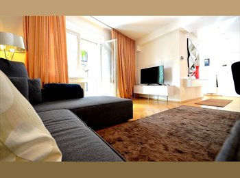 Two bed apartment in Harley Street