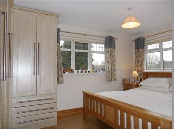 EasyRoommate UK - Double room in friendly house - Acock's Green, Birmingham - £380 pcm