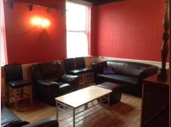 Single & Double Rooms available in Edgbaston