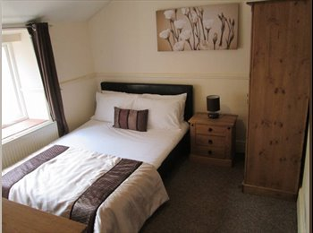 EasyRoommate UK - Excellent double room in Rotherham town centre - Rotherham, Rotherham - £300 pcm