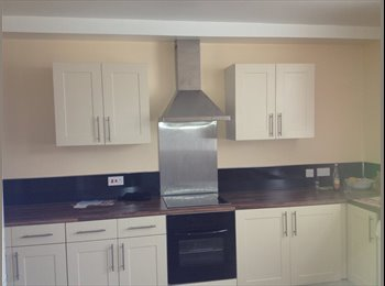 a double room with ensuite in shared house