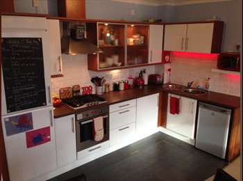 EasyRoommate UK - 2 double rooms in West End modern penthouse - Glasgow Centre, Glasgow - £500 pcm