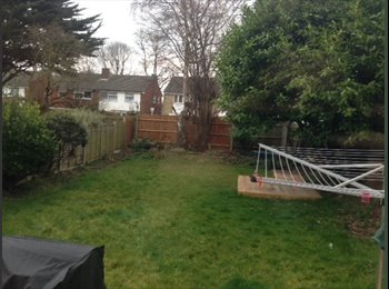 EasyRoommate UK - Spacious Double room in North London, Winchmore Hill - £550 pcm