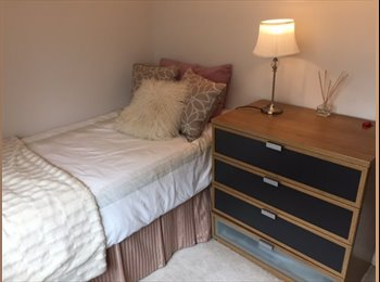 Furnished Single Room in a modern, very clean house close...