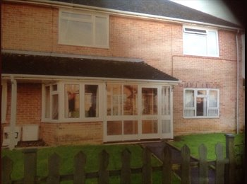 EasyRoommate UK - Execptionally spacious ground floor appartment - Wincanton, South Somerset - £320 pcm