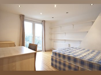 Golders Green - Two Large Bright Rooms