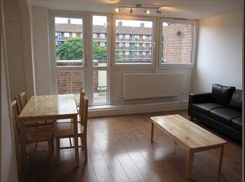 3 bedroom flat to rent London N1