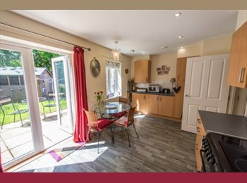 EasyRoommate UK - Bright double room available in pretty village - Chiddingfold, Waverley - £550 pcm