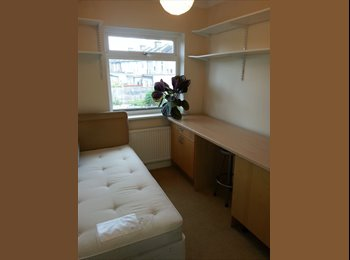Single & Doubble Room in House Share available