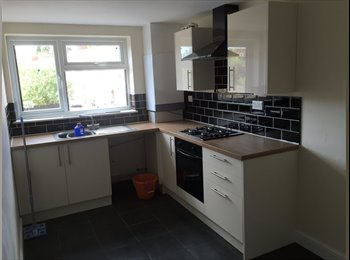 EasyRoommate UK - YOUR OWN PRIVATE GROUND FLOOR FLAT IN BARWELL - Barwell, Leicester - £495 pcm