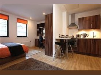 EasyRoommate UK - STANDARD STUDIO AVAILABLE!! STUDENT ONLY - Kingsdown, Bristol - £676 pcm