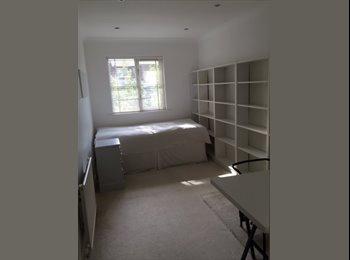 Bright spacious single room