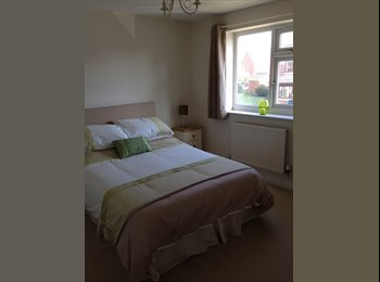 EasyRoommate UK - Available Double room in Poulton - Blackpool, Blackpool - £350 pcm