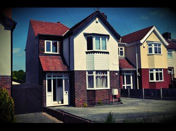 EasyRoommate UK - Rooms in Mansfield Area *RoomUK**NO DEPOSIT* - Mansfield, Mansfield - £260 pcm
