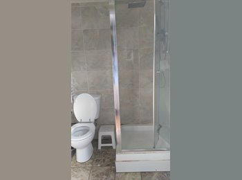 Twin/ Double room to let own toilet