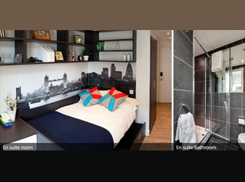 En-Suite Room available immediately at King'sCross