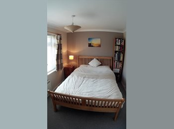 EasyRoommate UK - Spacious double bedroom available 1st July Furnished/Unfurnished, High Wycombe - £500 pcm