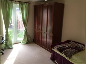 EasyRoommate UK - Double bed room with En-suit shower room - Birch, Colchester - £450 pcm