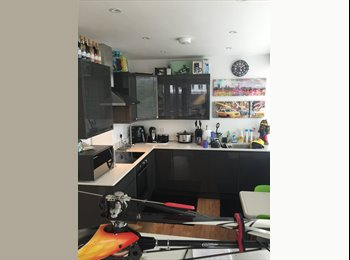 EasyRoommate UK - Double room to let short term  - Bristol City Centre, Bristol - £600 pcm