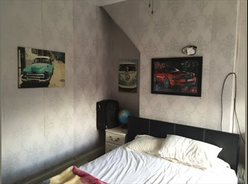 EasyRoommate UK - furnished double room available in Derby rd chesterfield  - Chesterfield, Chesterfield - £350 pcm