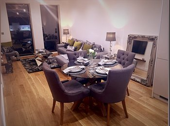 City centre - nicely furnished, available immediately