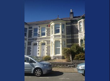 EasyRoommate UK - Double Rooms, easy walking distance of City Centre - St Judes, Plymouth - £375 pcm